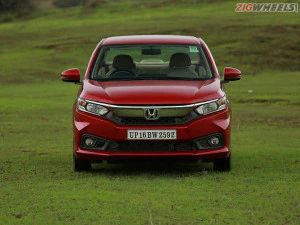Facelifted Honda Amaze Unofficial Bookings Commence Ahead Of August Launch
