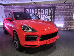 Porsche Cayenne Coupe SUV Launched In India At Rs 131 Crore