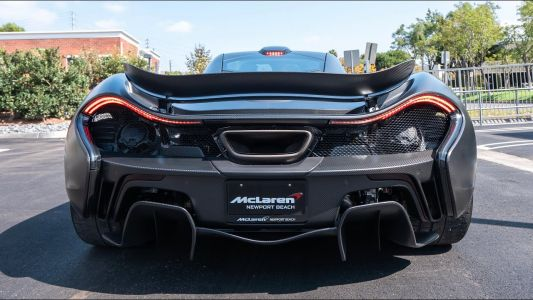 McLaren P1 Trickle Charger Costs Half a Million Rand
