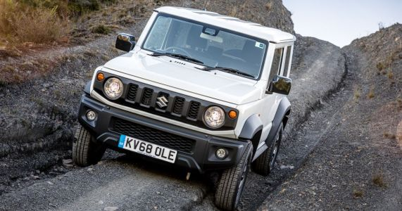 The Suzuki Jimny Set To Be Killed Off In Europe