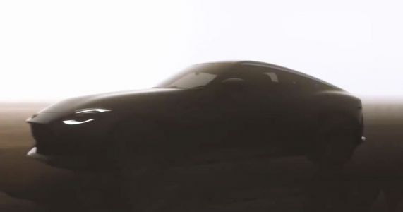 This Is Your First Official Look At The New Nissan '400Z'