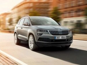 Skoda Karoq SUV Sold Out In India For The Year