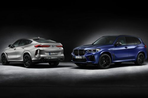 SA Bound BMW X5 M Competition and X6 M Competition First Edition Revealed