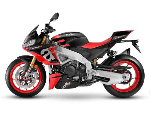 2021 Aprilia Tuono V4 First Look Preview