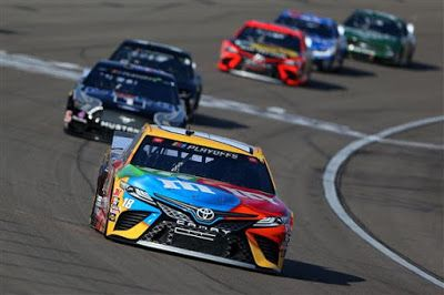 Kyle Busch is 8/1 to win 2020 Xfinity 500 at Martinsville