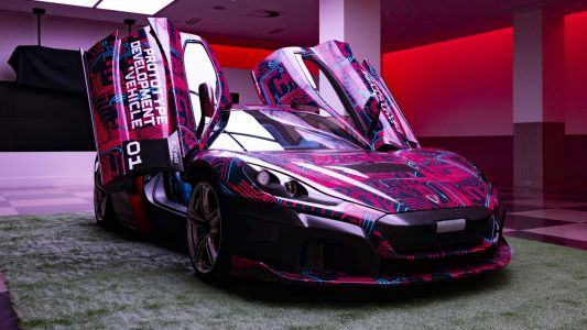1,408 kW Rimac C Two Will Get A New Name and Track-Focused Variants