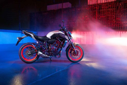 2020 Yamaha MT-07 Preview Photo Gallery