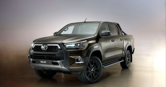 There's Now A Toyota Hilux Called 'Invincible-X' And We're Not Even Mad