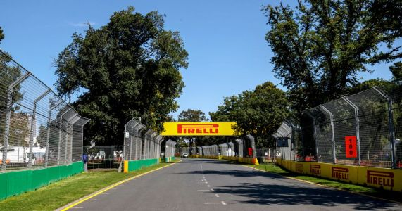The Australian Grand Prix Has Officially Been Cancelled