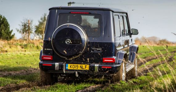 Mercedes G350d Review: The G-Wag Is Still Silly, Even Without A V8