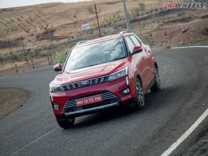 BS6-compliant Mahindra XUV300 Petrol SUV Launched In India At Rs 830 Lakh