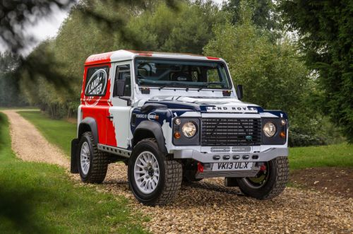 Jaguar Land Rover Special Vehicle Operations Acquires Bowler