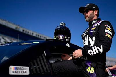 Jimmie Johnson quotes for 2020 Bank of America ROVAL 400