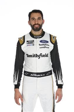 Aric Almirola is 80/1 to win at Las Vegas