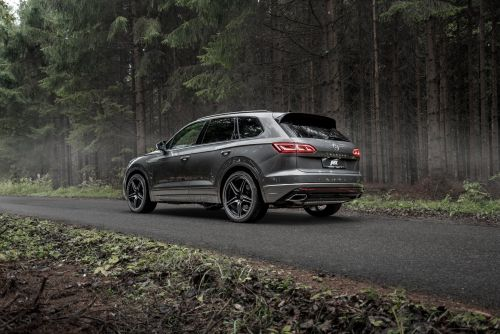ABT Tweak Volkswagen Touareg To 493 HP