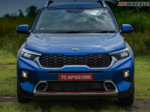 Kia Sonet GTX Turbo-Petrol DCT and Diesel Automatic Prices To Be Revealed By September End