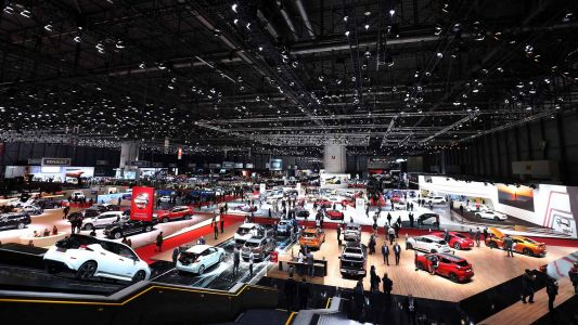 2021 Geneva Motor Show Called Off