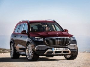 Mercedes-Maybach GLS SUV To Launch In India On June 8 2021