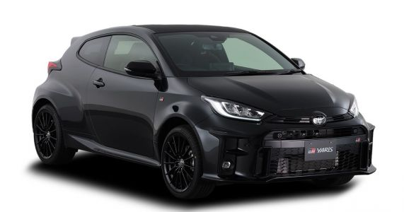 JDM Toyota GR Yaris Range Includes 118bhp CVT Version And Pared-Back 'RC'