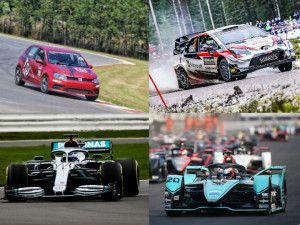 International Motorsport Roundup F1 Car Launches 2020 MotoGP Pre-season Testing Formula-E Mexico E-Prix And More