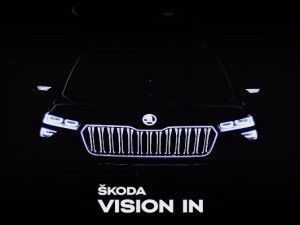Skoda Vision IN Concept SUV Teased In Video Unveiling At Auto Expo 2020