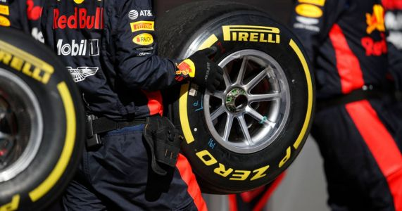 1800 Unused F1 Tyres To Be Scrapped After Australian GP Is Canceled