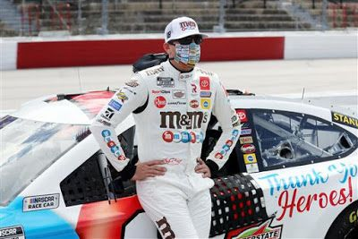 Kyle Busch is 12/1 to win 2020 Bank of America 400 ROVAL