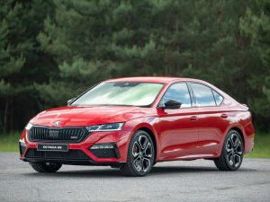 2020 Skoda Octavia RS With 20-Litre TDI And TSI Engines Revealed