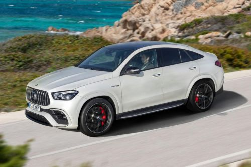 Refreshed Mercedes-AMG GLE 63 S Coupé Pricing For South Africa