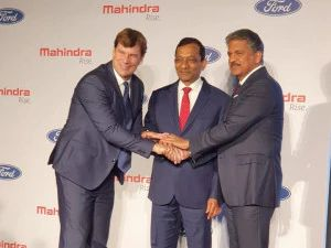 Ford-Mahindra Joint Venture Called Off To Continue India Operations Independently