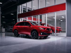 Acura At 2019 Los Angeles Auto Show MDX PMC Edition SUV Globally Revealed