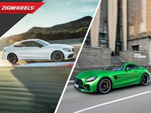 ZigFF: Mercedes-AMG C 63, GT R Launched In India | 1061 Horsepower, 4 Crores Of Extreme Performance