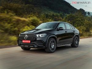First Drive 2020 Mercedes AMG GLE 53 Coupe