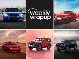 Top Car News India Mahindra Thar 6-Seater AX Variants Discontinued Tata Altroz Turbo Launch Date BMW 3 Series GL Launch Date Toyota Fortuner Facelift Launch Date And More