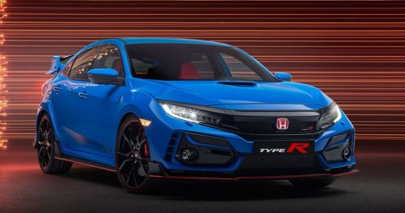 The New Look Honda Civic Type R Has Banished The Fake Front Vents