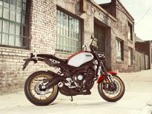 2020 Yamaha XSR900 Preview Photo Gallery