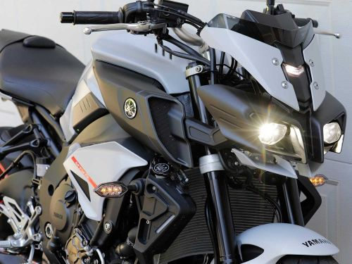 2020 Yamaha MT-10 MC Commute Review Photo Gallery