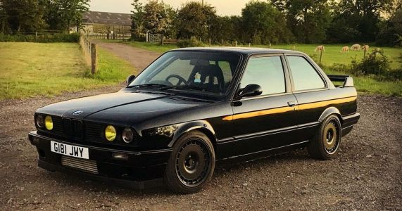 This SR20-Swapped BMW E30 Is A £14k M3 Alternative We Want Badly