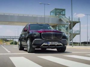 Mercedes-Maybach GLS SUV Launched In India At Rs 243 Crore