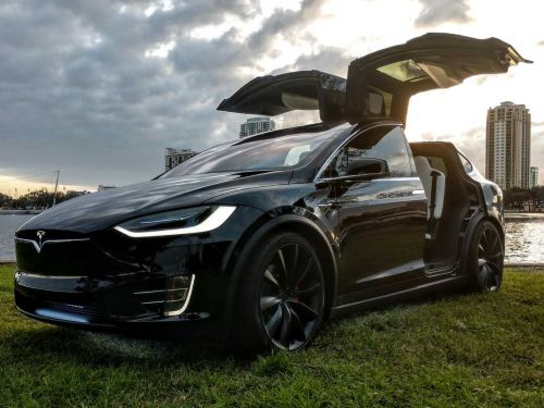 A Tesla Model X Is Arriving in South Africa Next Week