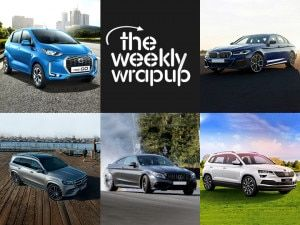 Top 5 Car News Of The Week Skoda Mercedes-AMG and Datsun Launches 2020 BMW 5 Series Revealed And More