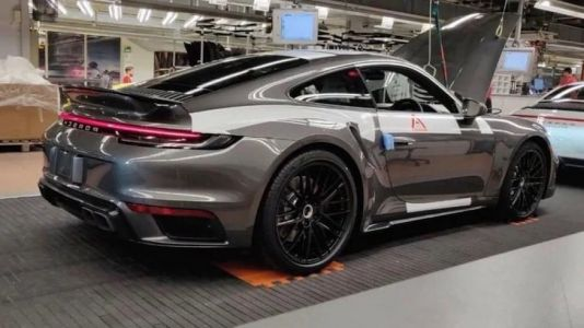 2020 Porsche 911 Turbo S To Pack A Whopping 641 HP