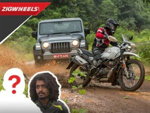 New Mahindra Thar vs Hero XPulse 200 BS6 | Which Is Better For The Newbie Off-Roader?