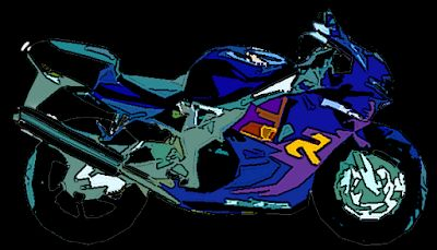 CBR900rr Aerospace Motorcycling