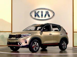 Production-spec Kia Sonet Unveiled India Launch Expected In September