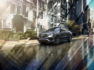 New Mercedes-AMG GLE Coupe India Launch On September 23 Bookings Open From September 8
