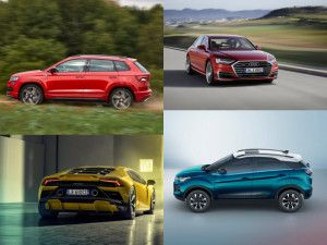 Car Launches And Reveals In India Ahead Of Auto Expo 2020