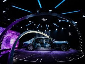Rolls-Royce Phantom Tempus Collection Debuts At Auto Shanghai 2021