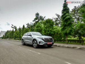 Mercedes-Benz EQC Electric SUV India Launch On October 8 To Rival Audi e-tron And Jaguar i-PACE