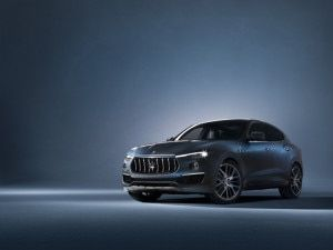 Maserati Unveils Its First Electrified SUV Levante Hybrid At Auto Shanghai 2021